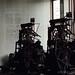 Silent presses by postmodern sleaze