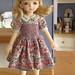 Small photo of Dana's Smocked Dress
