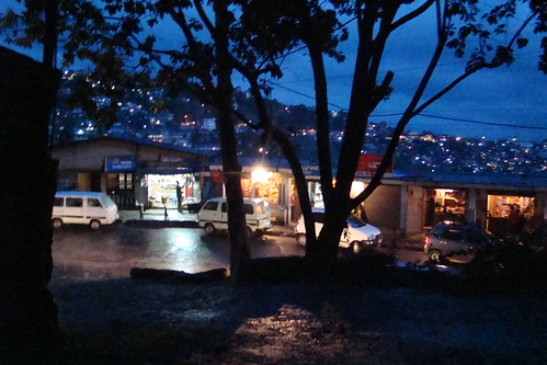 kohima by night