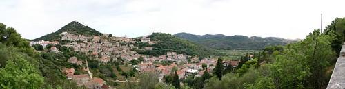 panorama town flickr croatia historic lordbyron lastovo