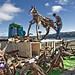 Fire Sculpture-Petone winter carnival 2009