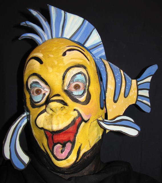 Cartoon Fish Face Fish Face