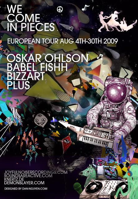 Babel Fishh and Oskar Ohlson Pinkie Swear