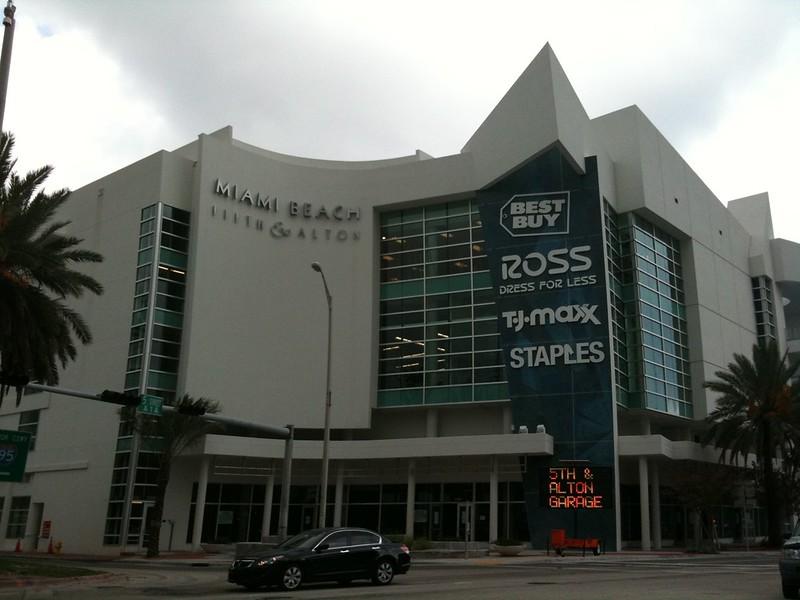 New Shopping Mall - Fifth & Alton - South Beach