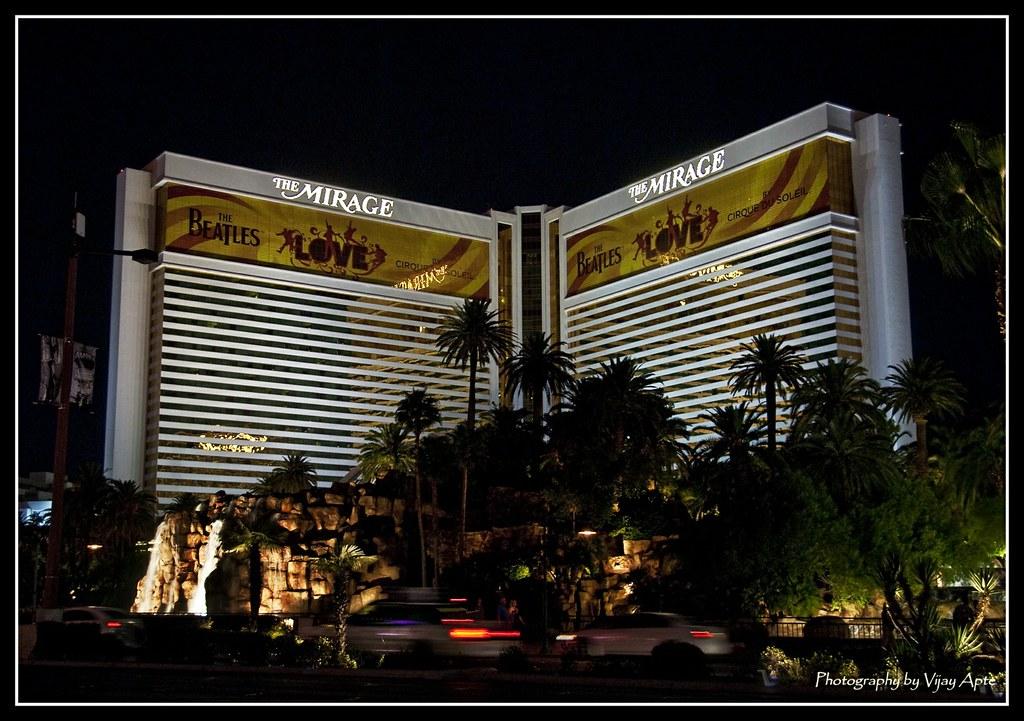 Mirage Hotel & Casino - Las Vegas