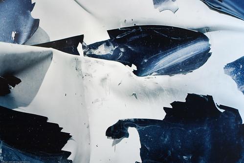 Car Crash Studies (detail) by Nicolai Howalt, Chelsea Art Galleries Openings / 20090910.10D.53391 / SML