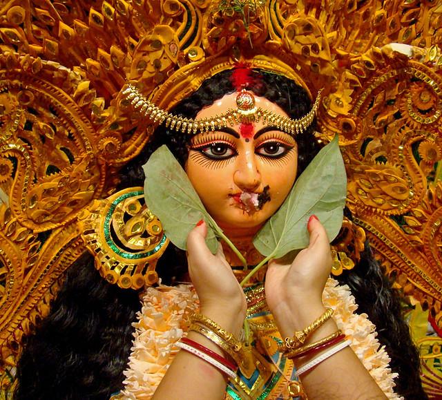 Durga ...Baran.