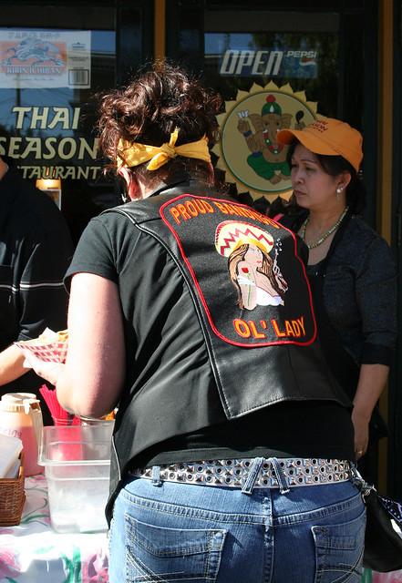 Proud Bandido Ol Lady Flickr Photo Sharing