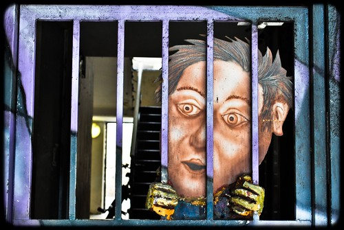 behind the bars | ?????? ???????