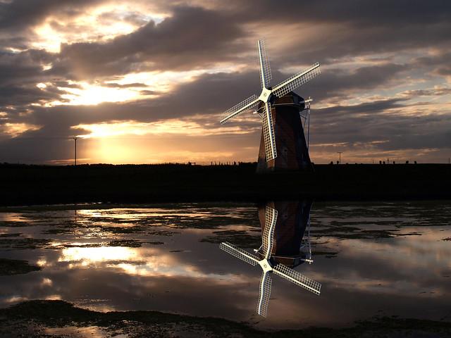 Windmills on my Mind in Explore