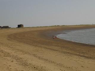 spiaggia di clacton-on-sea