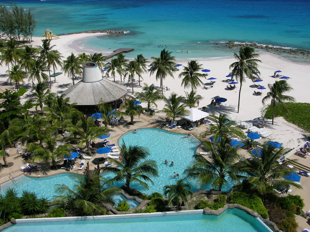 Hilton Beach Hotel Clearwater Florida