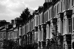 London Terraced Houses