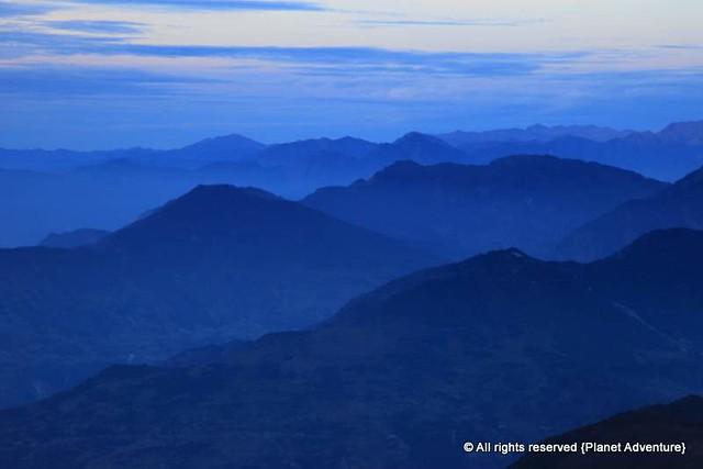 Sunrise @ Poon Hill - Annapurna Circuit Trek - Nepal
