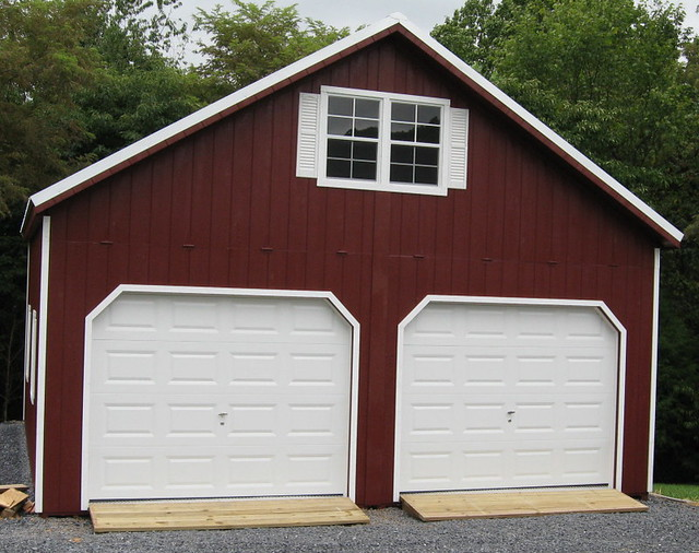 2 Story 2 Car Garages Prefabricated Garages Flickr