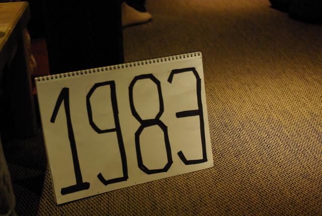 1983忘年会!2009