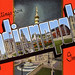 Greetings from Indianapolis, Indiana - Large Letter Postcard by Shook Photos