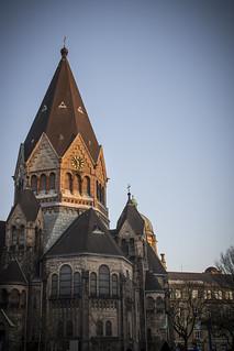 Russische Orthodoxe Kirche des Hl. Johannes von Kronstadt