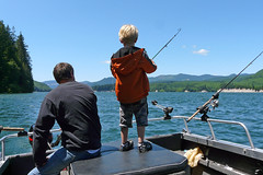 Connor Fishing