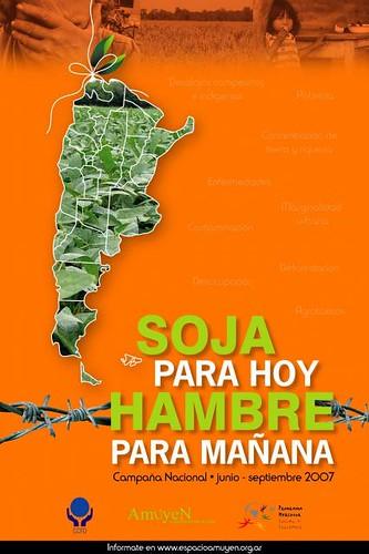 Soja transg nica mortal for Chimentos de hoy en argentina