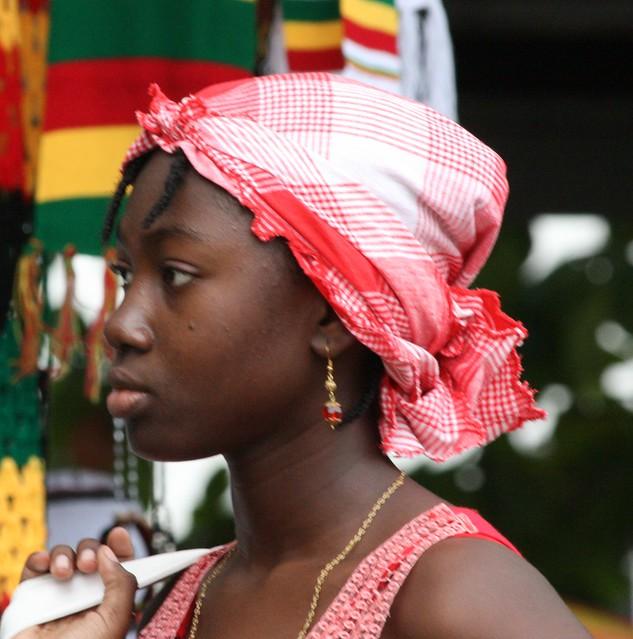 surinamese girl