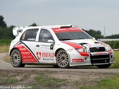 Skoda Fabia WRC 05