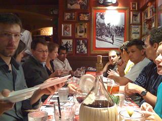 HBM 2009 Dinner