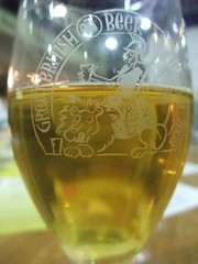 london  great british beer festival: Wentworth Bumble beer