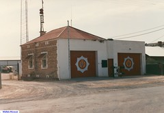 The Mallala Country Fire Service operational buildings 1957-1994