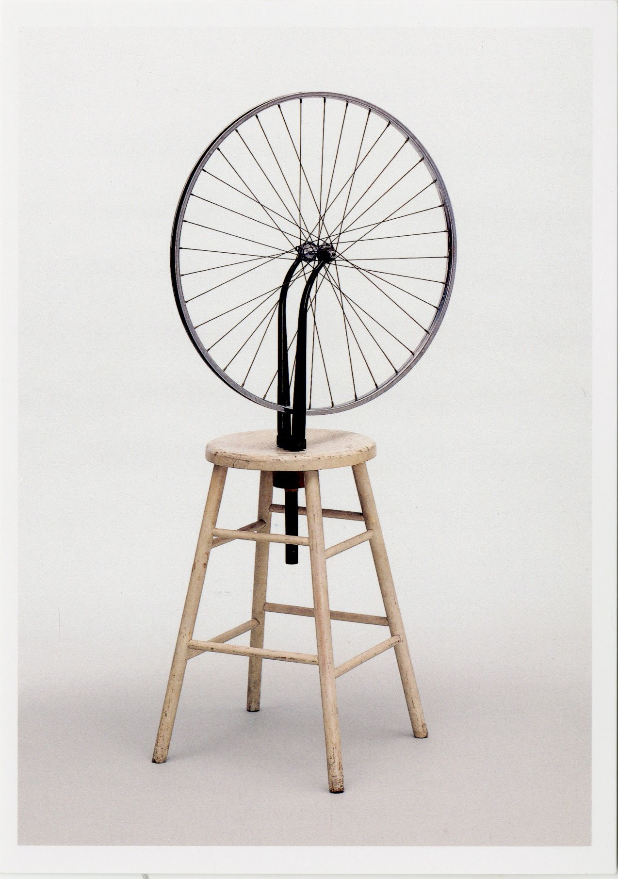 Quot Bicycle Wheel Quot Marcel Duchamp 1951 Explore Jo