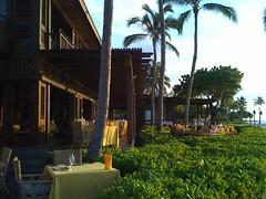 ハワイ島のレストラン・ウル