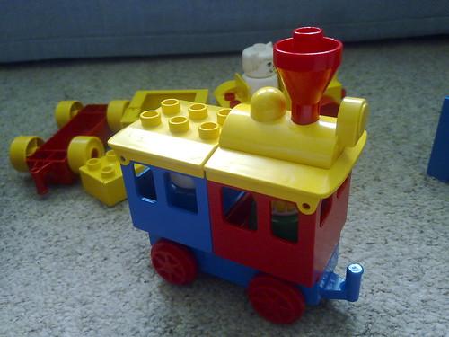 Duplo Railmotor