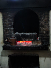 masonry oven, fireplace, hearth,