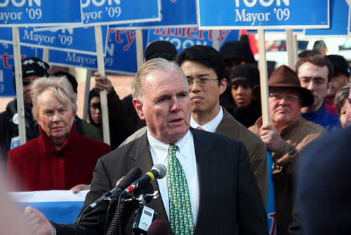 Flaherty/Yoon for Mayor '09