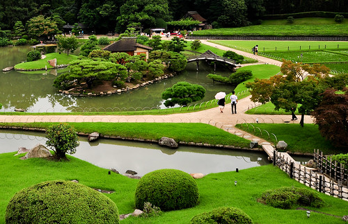 Algunos lugares para visitar en jap n taringa for Maquetas de jardines