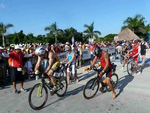 El Ironman 70.3 en Cozumel este domingo