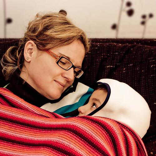 misurare la febbre ai bambini