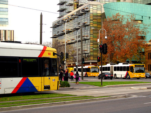 Flickriver random photos from australian trams pool for 108 north terrace adelaide