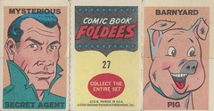 Comic Book Foldees #27 (Topps 1966)