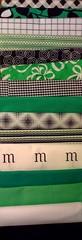 One quilt June fabrics