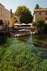 Fontaine de Vauclusa