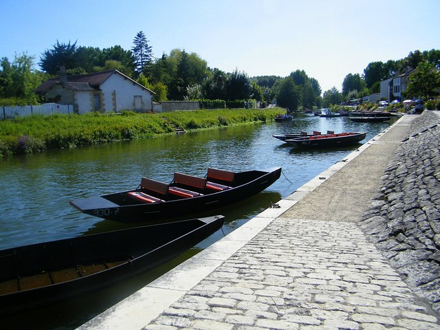 Le Marais Poitevin. Photo: Webzooloo