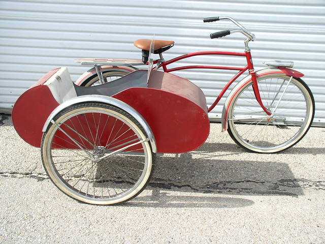 bicycle sidecars a gallery on flickr. Black Bedroom Furniture Sets. Home Design Ideas