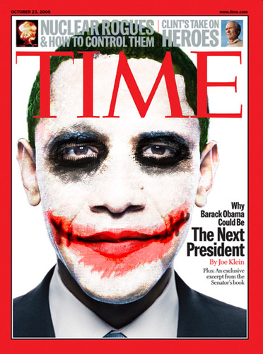 The Original Obama Joker Image