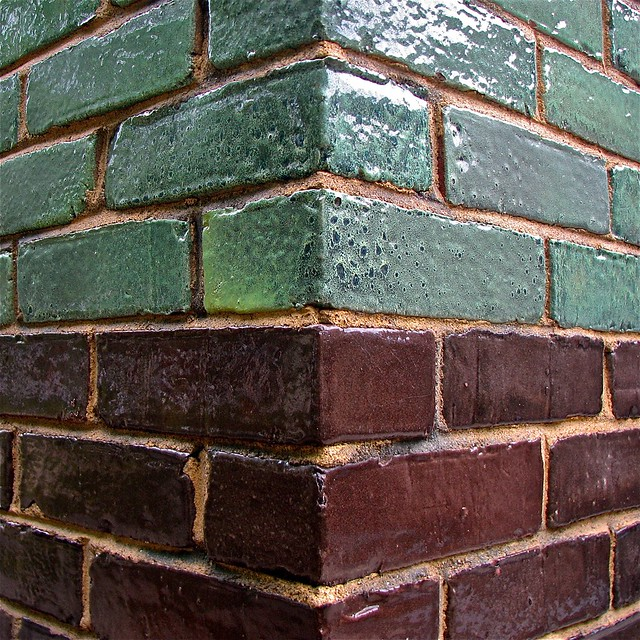 2 Color Glazed Brick Flickr Photo Sharing