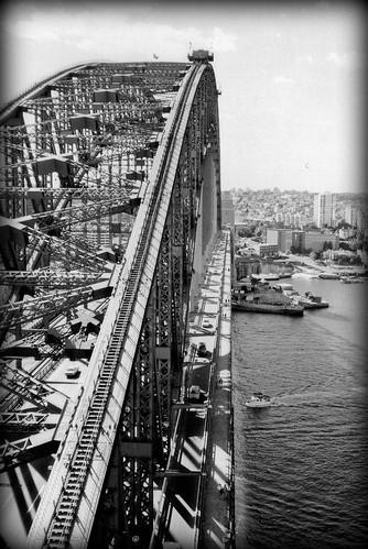 Sydney Harbour Bridge by Stocker Images
