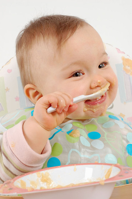 para que tu bebé crezca fuerte y sano