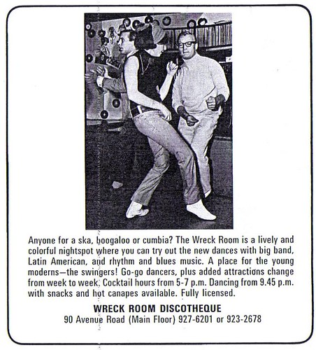 Vintage Ad #846: Anyone for a ska, boogaloo or cumbia?
