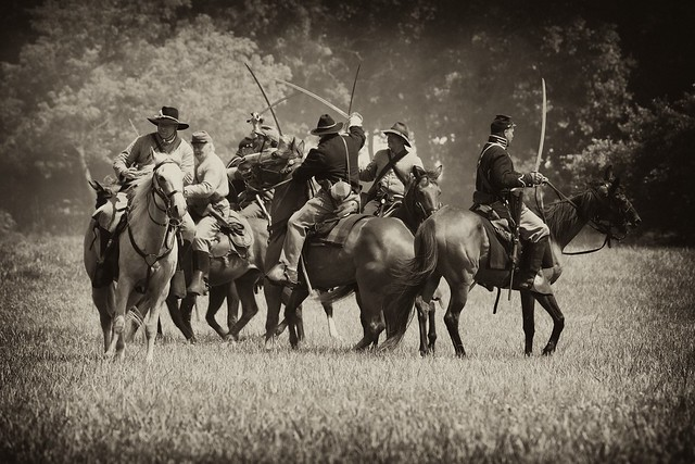Civil War Days in Illinois