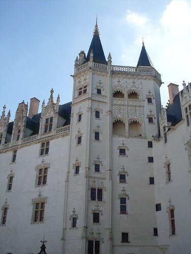 2008.08.05.248 - NANTES - Château des ducs de Bretagne - Tour de la Couronne d'or